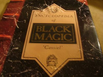 Encyclopedia of Black Magic by Cassiel - Excellent Condition