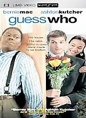 Guess Who (UMD, 2005) -  Ashton Kutcher, Bernie Mac
