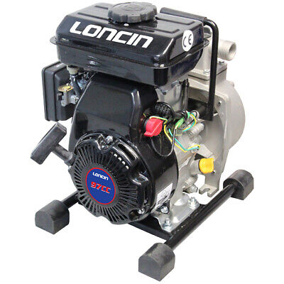 "Loncin 1"" (25mm) Petrol Driven Water Pump"
