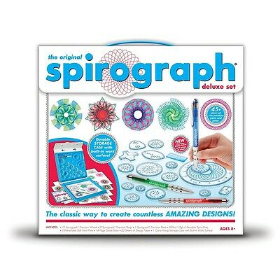 Spirograph 45+ Piece Deluxe Set - By Spirograph