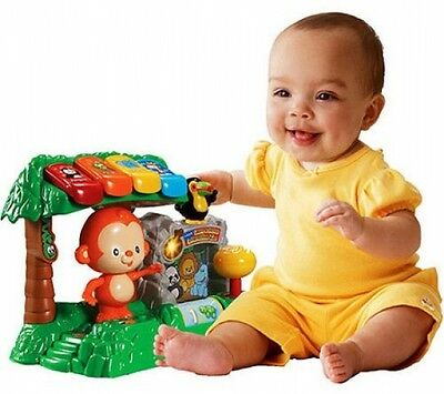 Learn and Dance Interactive Zoo Baby Kids Learning Musical Educational Play Toys
