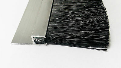 By The Metre Industrial Top Quality Nylon Brush Strip 25-150 Mm Industrial Doors