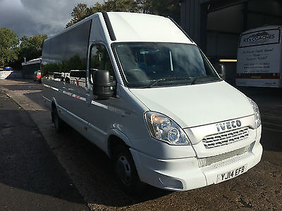 2014 (14) IVECO Daily 45C15 16 Seater Mini Coach / Bus