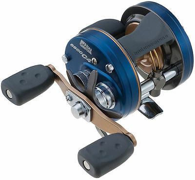 Abu Garcia -  AMBASSADEUR 5600 C4 MULTIPLIER - LEFT or RIGHT HAND AVAILABLE