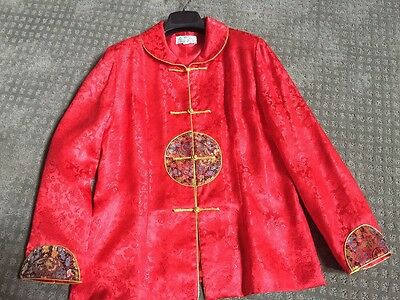 Authentic Chinese Silk Jacket From Shangzhou, China
