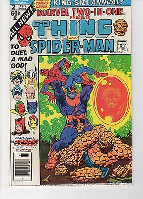 Marvel Two In One Annual 2 (VF)