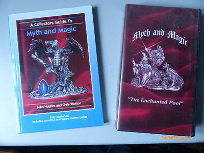 Myth & Magic Collectors Guide and Video 'The Enchanted Pool'