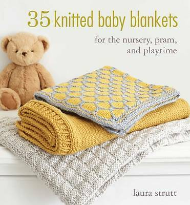 35 Knitted Baby Blankets - 9781782493686