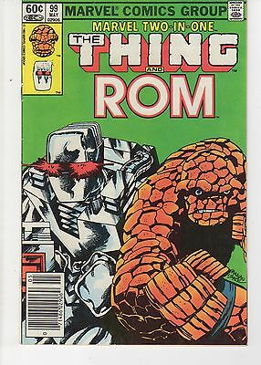 Marvel Two In One 99 (VF)