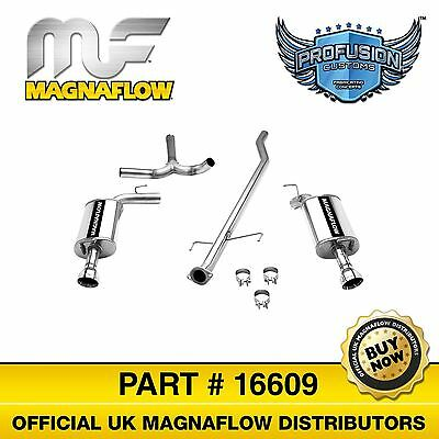 MAZDA 6 MPS 2.3L Turbo 2006-2007 Magnaflow Performance Cat-Back Exhaust 16609