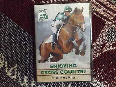 Enjoying Cross Country With Mary King - Dvd