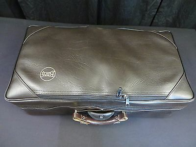 Genuine Bach Stradivarius Trumpet Case Cover Ships Fast! NEW! Looks Great!