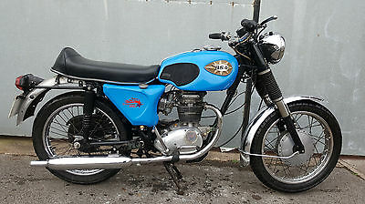 1968 Classic Bsa Starfire B25 B25S 250 Single. Delivery Available