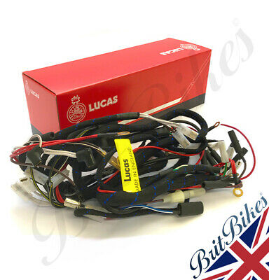 GENUINE LUCAS MAIN WIRING HARNESS AJS/Matchless Heavyweight Singles 1945-55 AMC1