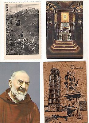 "MIXED LOT 100+ POSTALES -  ""ITALY"" - VIEW SCANS - Italia lotto 100+ cartolina"