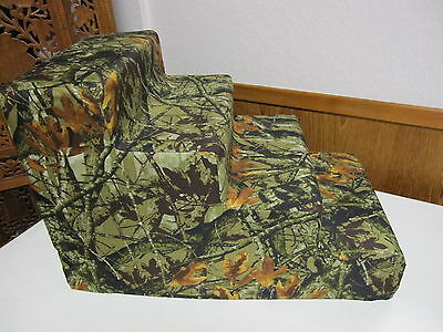 decorative cover ONLY for doggy 4 steps seen on TV ( stairs NOT included ) camo