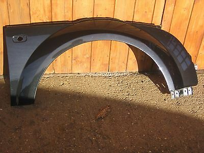 Audi TT 8N OS Right Hand Front Wing in Black 1998 - 2006