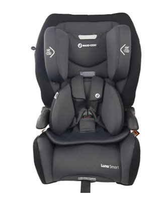 NEW MAXI-COSI Luna Harnessed Baby Car Seat Chair Steel Color Grey