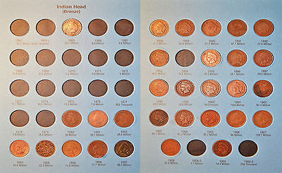 30 Coin Indian Collection In Brand New Album!