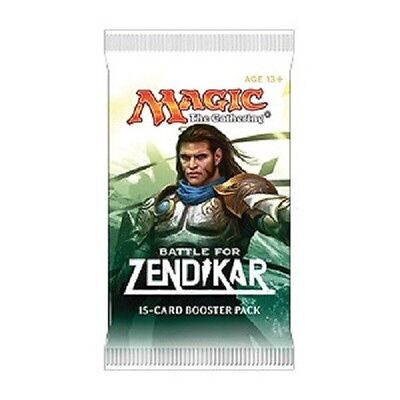 Magic the Gathering 10 Booster Battle for Zendikar englisch neuste Edition