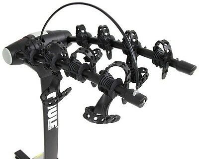 Thule Vertex Hitch Mounted 4 Bike Carrier 9029XT - SAVE $150 and FREE SHIPPING!!