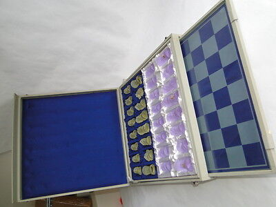 chess, échecs, ajedrez, Crystal of Bohemia