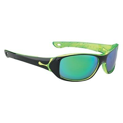 Cebe Spicy Junior Sunglasses (Shiny Black/ Crystal Yellow Frame)