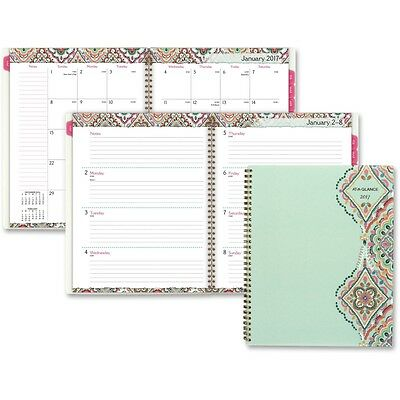 At-A-Glance Marrakesh Weekly Monthly Planner - AAG182905