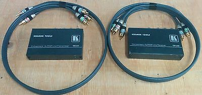 Kramer TP-41 / TP-42 kit of transmitter and receiver Component S/PDIF