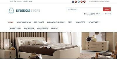 Furniture AMAZON affiliate store website for sale Free hosting installation
