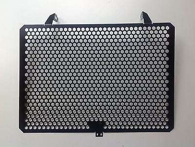 Yamaha XSR900 Radiator Guard Rad Cover 2016, Stainless Steel.