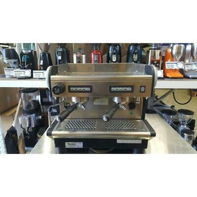 Cheap 2 Group Rancilio Compact Commercial Coffee Espresso Machine