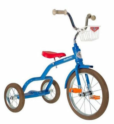 "Italtrike Complete - 16"" Spokes Tricycle - Colorama - Blue"