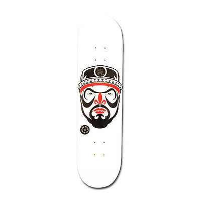 New Totem Cube Skateboard Deck