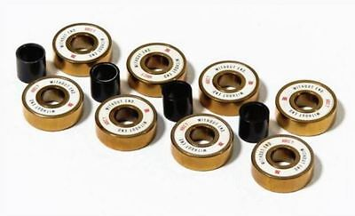 New Lowlows Abec 7 Skateboard Bearings