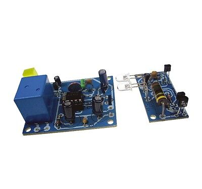 S709 - IR Light Barrier Infrared Kemo B062 with Relay for max. 3A