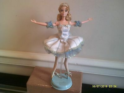 Used Collector Ballerina Barbie Doll