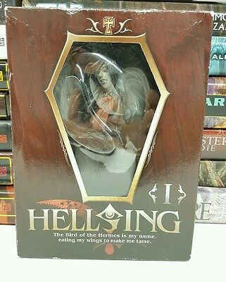 Hellsing Arucard Relief Figure JAPAN ANIME MANGA NEW IN BOX UNOPENED RARE TOY