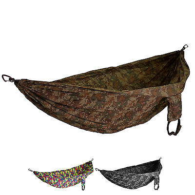 ENO CamoNest XL Hammock Outdoor Camping Backpacking Nylon Portable Lightweight