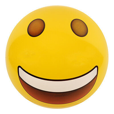 NEW Airtime Smiling Face Emoji Inflatable Beach Ball