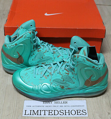 finest selection 950d2 60f5e NIKE AIR MAX HYPERPOSITE STATUE OF LIBERTY NYC 524862-301 all star amare  knciks