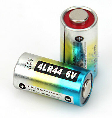 5/10x 6V BATTERY 4LR44 PX28A A544 476A L1325 V34PX CITRONELLA BARK DOG COLLAR