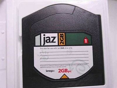 Iomega 2Gb Jaz Disk - Ibm Compatible