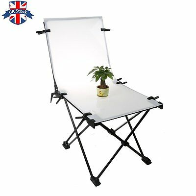 UK Godox 60x130cm Foldable Photo Table Portable Shooting Table for Photography