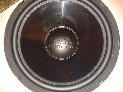 "extreme 12"" high power bass loudspeaker 125w rms 250w peak 4ohm"
