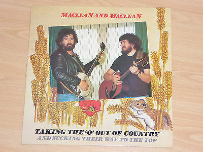 Maclean and Maclean Taking The 'O' Out Of Country & Sucking Their Way To The Top