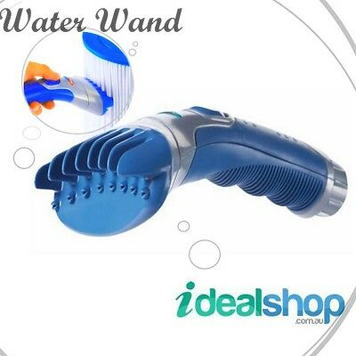 WaterWand Cartridge Filter Cleaner, Water Wand for Pool & Spa, Hose Connection