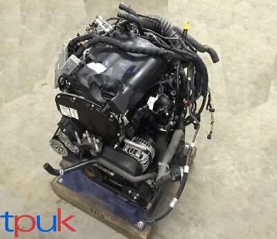 Ford Transit Mk7 Mk8 2.2 Euro 5 Tdci 11 - 16 Engine Fwd Low Mileage  Drfb