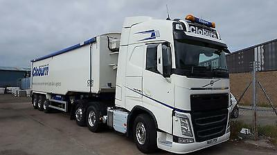 Volvo 6x2 tag 540 65 plate Truck