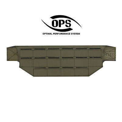 Ops/ur-Tactical Belt Mount Molle Panel In Ranger Green